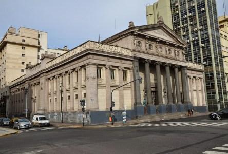 Escuela Presidente Roca in Buenos Aires, Argentina