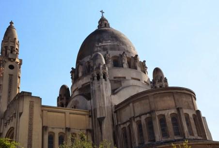 Basílica de Nuestra Señora de Lourdes in Santiago de Chile