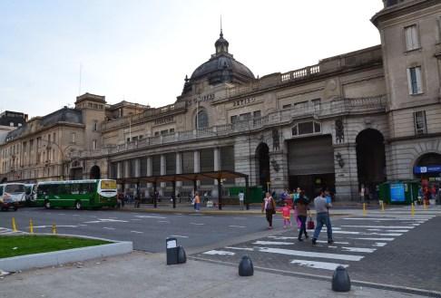 Estación Retiro in Retiro, Buenos Aires, Argentina