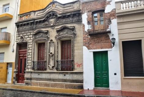 Casa Mínima in San Telmo, Buenos Aires, Argentina