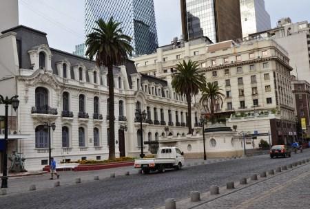 Palacio Subercaseaux in Santiago de Chile