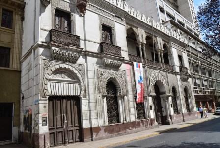 Palacio La Alhambra in Santiago de Chile