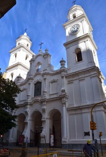San Ignacio de Loyola in Buenos Aires, Argentina
