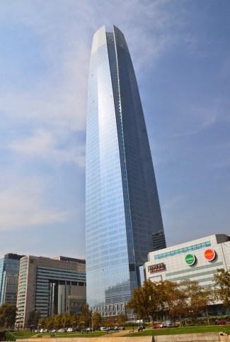 Gran Torre Santiago in Santiago de Chile