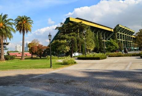 Campo Argentino de Polo in Palermo, Buenos Aires, Argentina