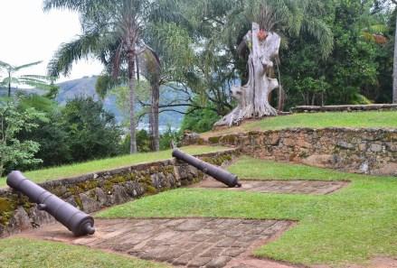 Forte Defensor Perpétuo in Paraty, Brazil