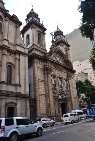 Nossa Senhora do Monte do Carmo in Rio de Janeiro, Brazil