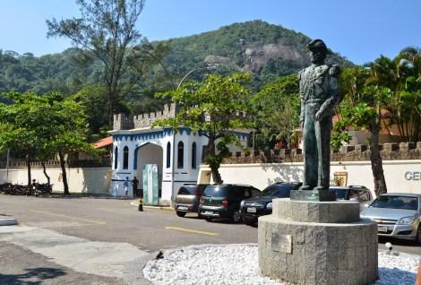 Forte Duque de Caxias in Rio de Janeiro, Brazil