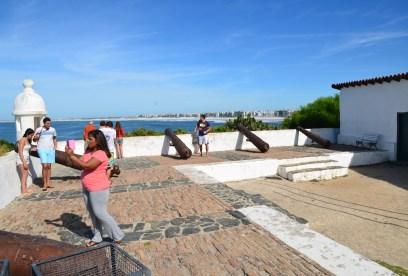Forte São Mateus in Cabo Frio, Brazil