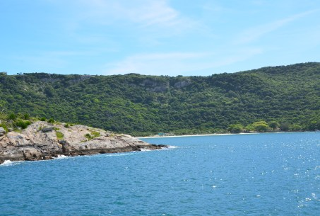 Praia do Forno near Arraial do Cabo, Brazil