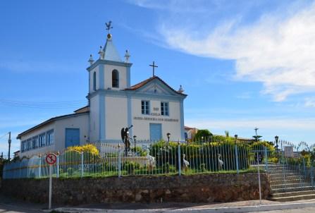 Igreja Nossa Senhora dos Remédios in Arraial do Cabo, Brazil