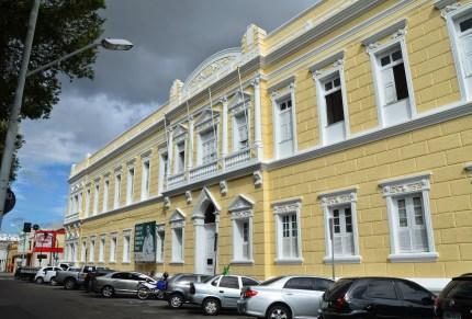 Santa Casa de Misericordia in Fortaleza, Brazil
