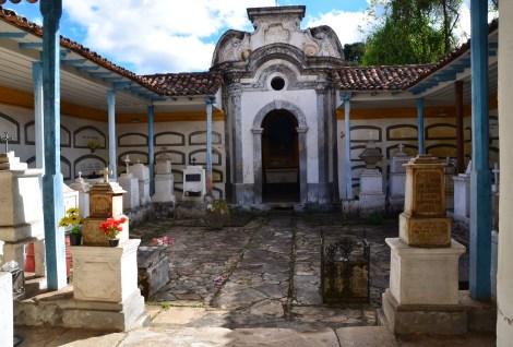 Cemitério São Francisco de Assis in Ouro Preto, Brazil