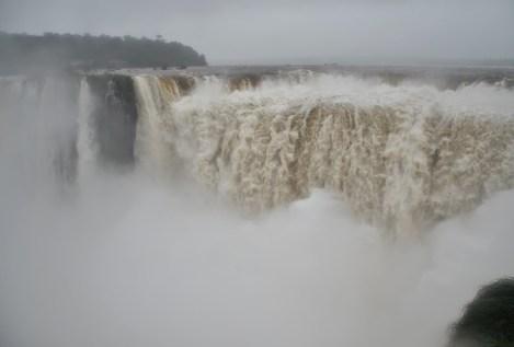 Garganta del Diablo at Parque Nacional Iguazú, Argentina