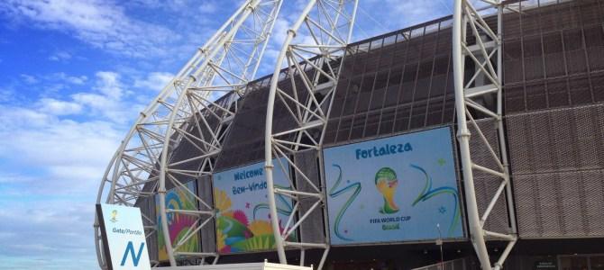 World Cup 2014: Day 13 (Greece vs Ivory Coast)
