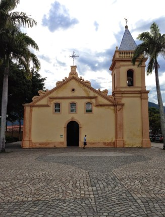 Igreja Matriz in São Sebastião, Brazil