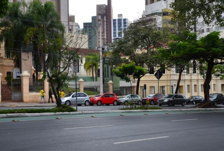 Museu Mineiro in Belo Horizonte, Brazil