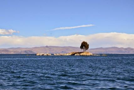 Cruising Lake Titicaca, Bolivia