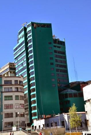 Hotel Presidente in La Paz, Bolivia