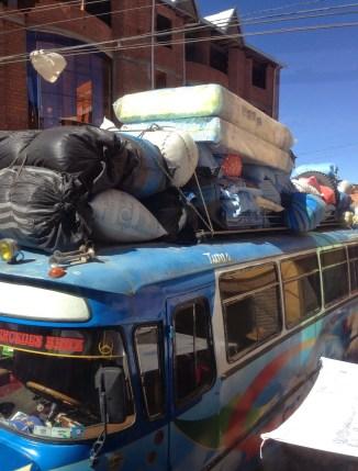 Desaguadero, Bolivia