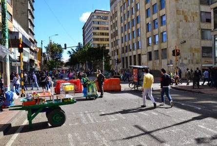 Carrera 7, Bogotá, Colombia