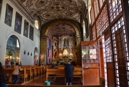 Iglesia de Nuestra Señora de la Concepción in La Candelaria, Bogotá, Colombia