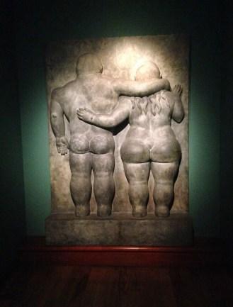 Museo de Botero in La Candelaria, Bogotá, Colombia