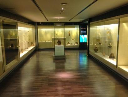 Museo del Oro in Bogotá, Colombia