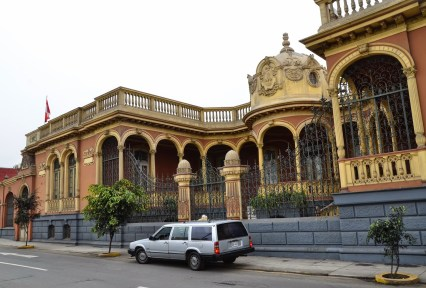 Rancho Rosell in Barranco, Lima, Peru
