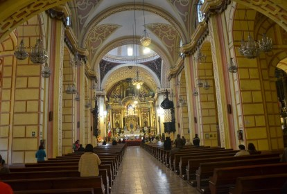 Basílica Menor de Nuestra Señora de la Merced in Lima, Peru