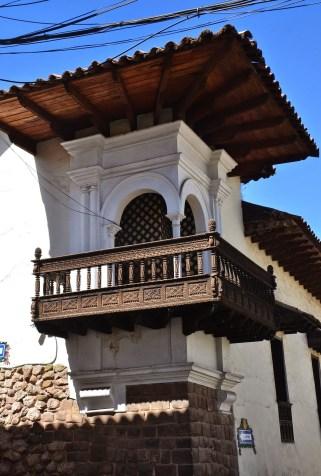 Palacio Arzobispal in Cusco, Peru