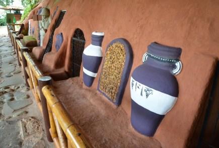 Indigenous tombs at Parque Nacional del Café in Quindío, Colombia