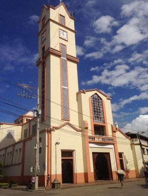 Church in La Virginia, Risaralda, Colombia