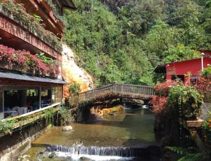 Termales Hotel in Santa Rosa de Cabal, Risaralda, Colombia