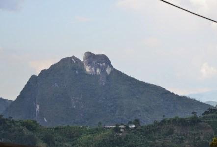 Cerro Batero in Quinchía, Risaralda, Colombia