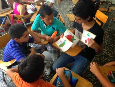 My afternoon class at Nuestra Señora del Rosario in Belén de Umbría, Risaralda, Colombia