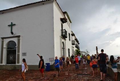 Convento de la Popa in Cartagena, Bolívar, Colombia