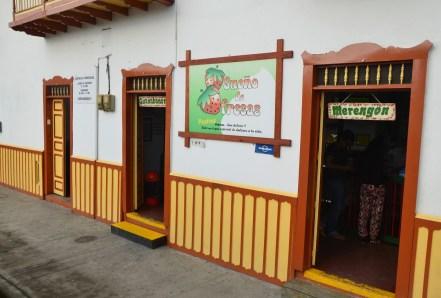 Sueño de Fresas in Salento, Quindío, Colombia