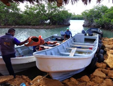 Arrival at Punta Gallinas, La Guajira, Colombia