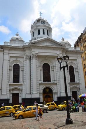Catedral de San Pedro in Cali, Colombia