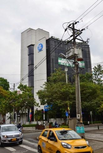 Edificio Ovni in El Poblado, Medellín, Colombia