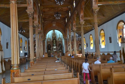 Church in Guatapé, Antioquia, Colombia