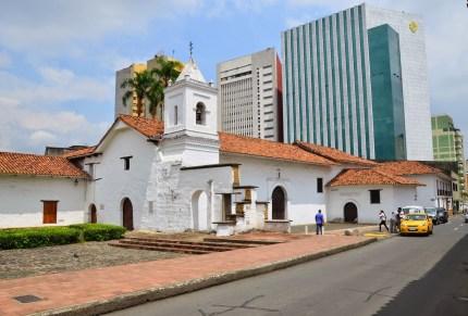 Iglesia de la Merced in Cali, Colombia