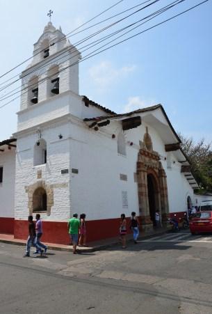 Catedral de San Pedro Apóstol in Buga, Valle del Cauca, Colombia