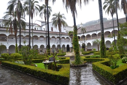 Museo Franciscano in Quito, Ecuador