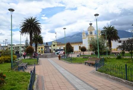 Quiroga, Ecuador