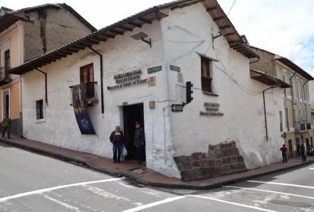 Museo Camilo Egas in Quito, Ecuador