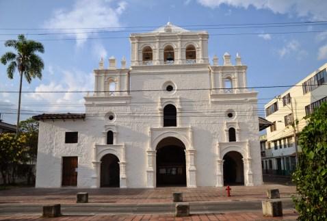 Nuestra Señora de Guadalupe in Cartago, Valle del Cauca, Colombia