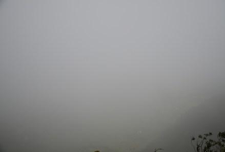 Pululahua in Ecuador