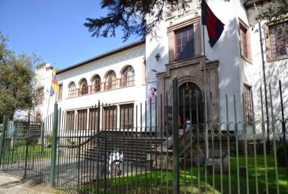Casa de la Cultura Ecuatoriana in Quito, Ecuador